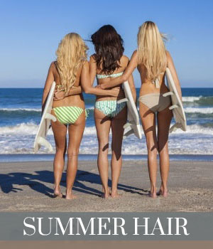 Summer Hair Problems Solved!