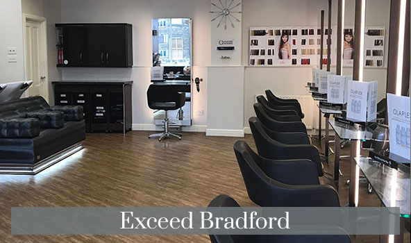 Salon Exceed – Bradford