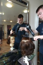 Information for Hairdressing Students