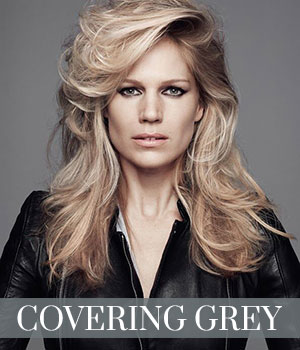 Covering Grey Hair