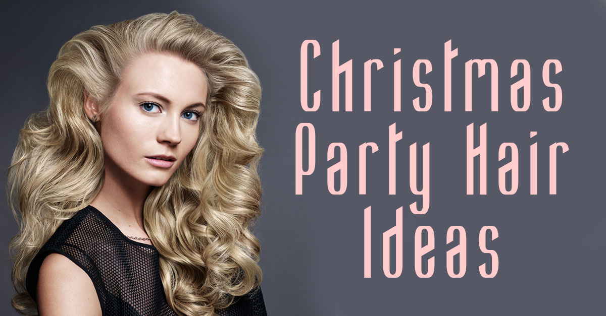 Glamorous Party Hairstyles