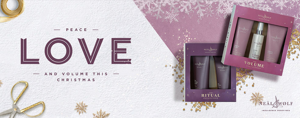 Neal & Wolf: Christmas Gift Sets for Him & Her