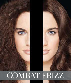 How to Combat Frizz