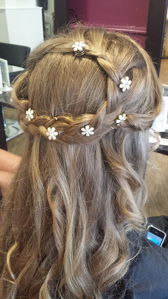 Festival Hairstyles 2018 At Salon Exceed Bradford Halifax