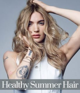 Summer-Proof Your Hair at Salon Exceed